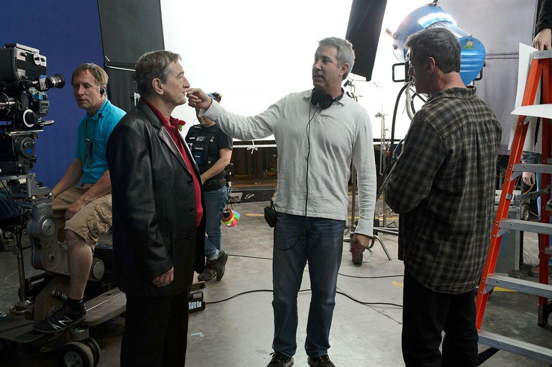 Ajuste De Contas : Foto Peter Segal, Robert De Niro, Sylvester Stallone