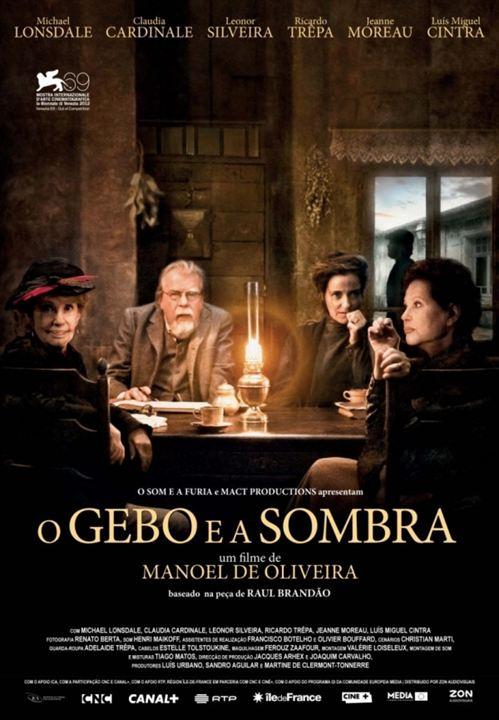 O Gebo e a Sombra : Poster