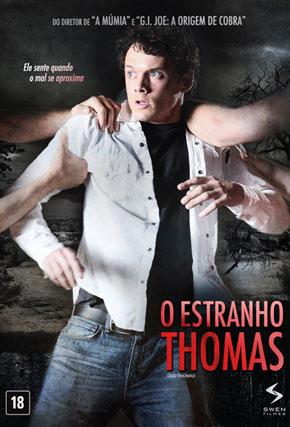 O Estranho Thomas : Poster