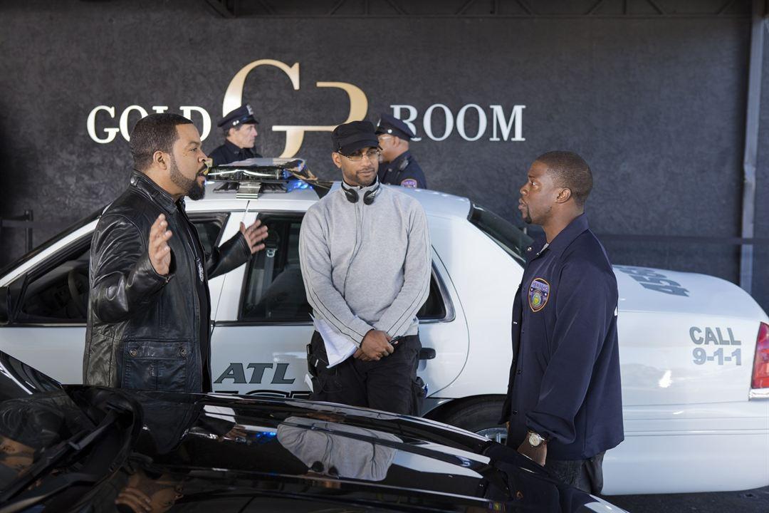 Policial em Apuros : Foto Ice Cube, Kevin Hart, Tim Story