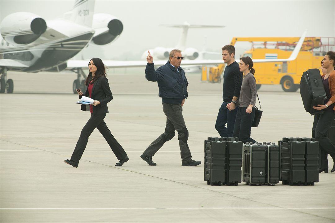Operação Sombra - Jack Ryan : Foto Chris Pine, Keira Knightley, Kevin Costner
