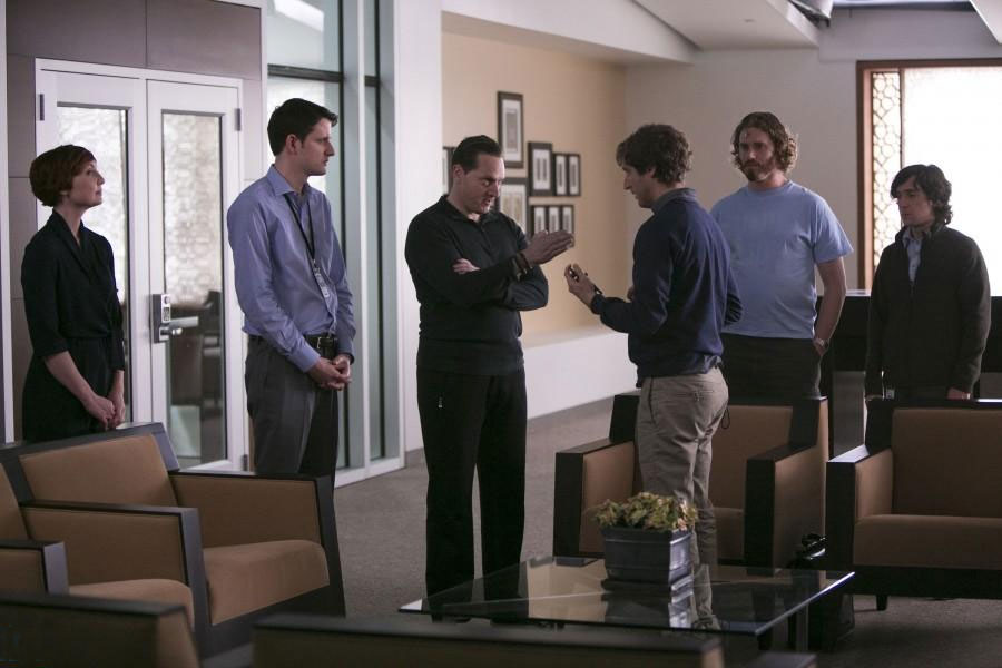 Foto Josh Brener, Matt Ross, T.J. Miller, Thomas Middleditch, Zach Woods