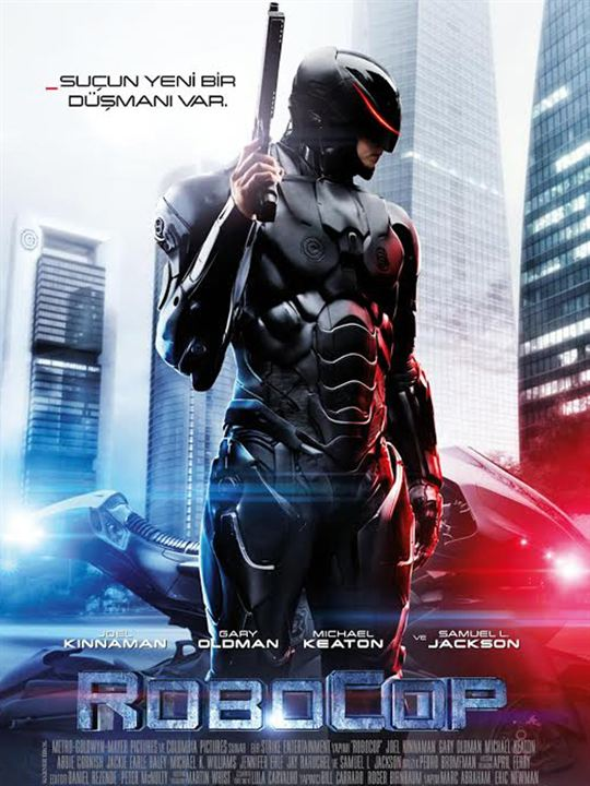 Robocop : Poster
