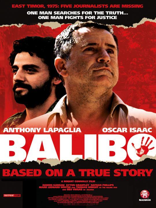 Balibo : Poster