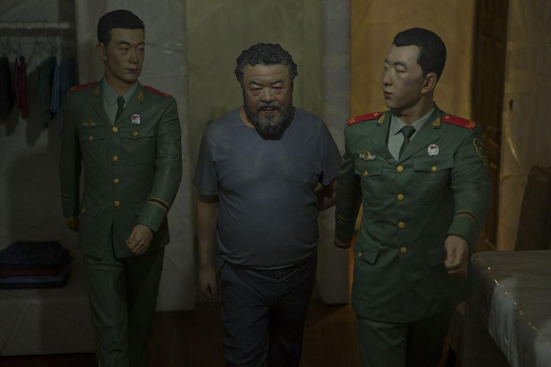 Ai Weiwei - O Caso Falso : Foto Ai Weiwei
