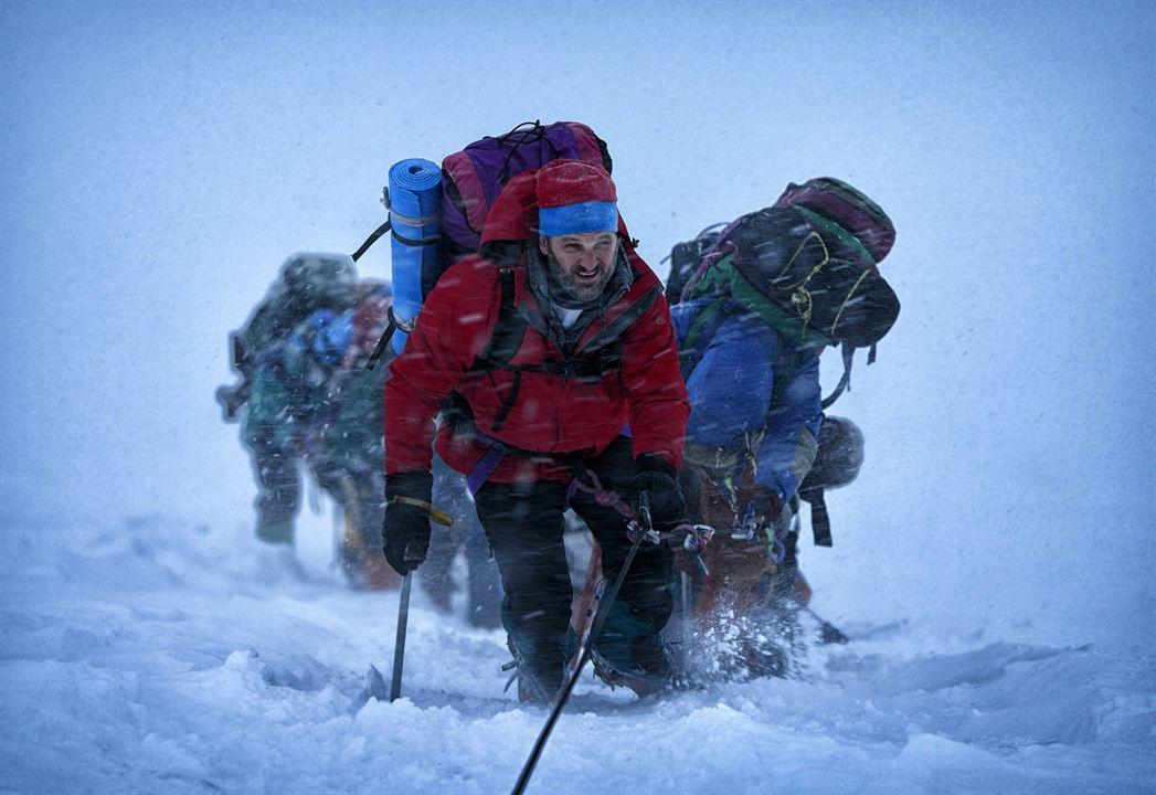 Evereste : Foto Jason Clarke