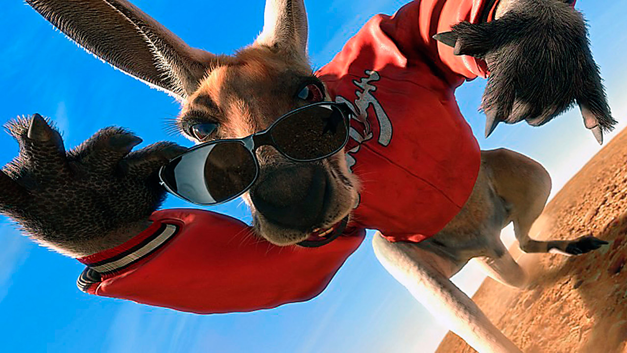Canguru Jack : Foto