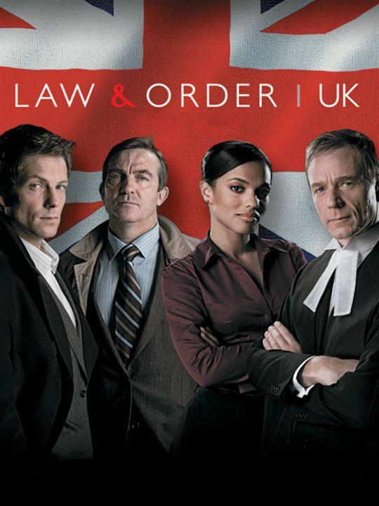 Law & Order: UK : Poster
