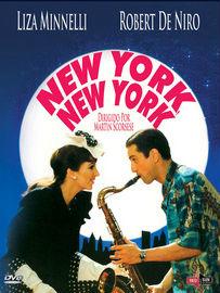 New York, New York : Poster