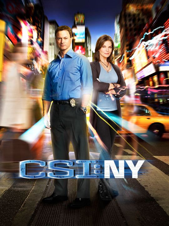 CSI: New York : Poster