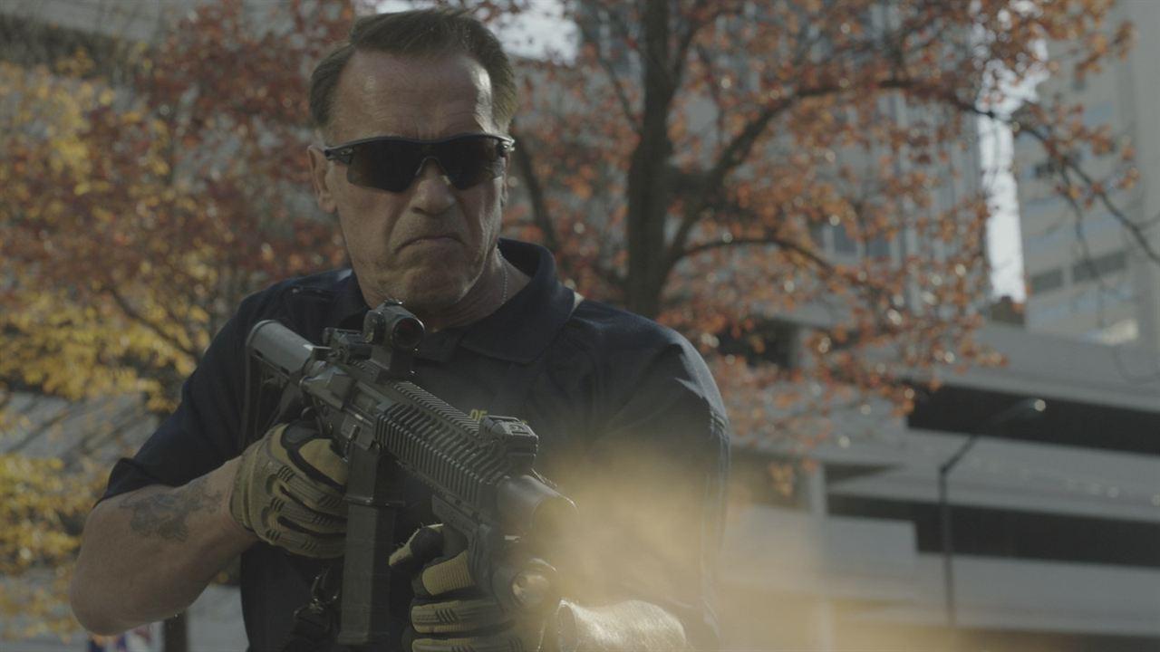 Sabotage : Foto Arnold Schwarzenegger