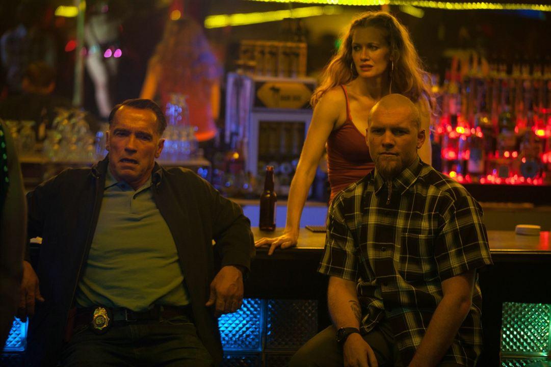 Sabotage : Foto Arnold Schwarzenegger, Mireille Enos, Sam Worthington