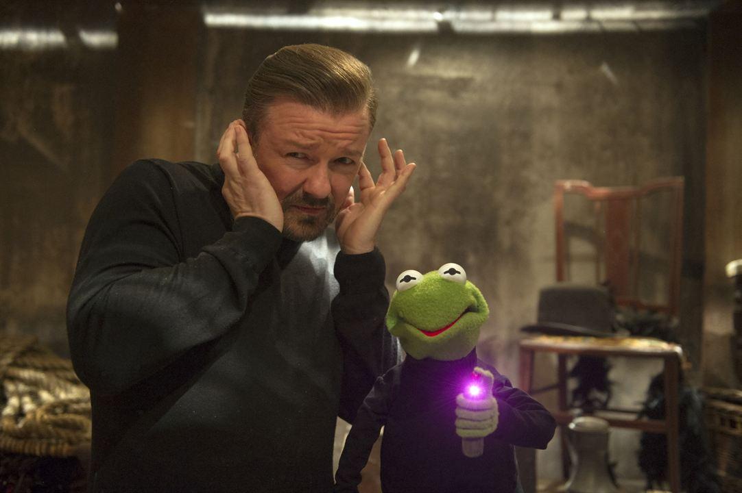 Muppets 2 - Procurados e Amados: Ricky Gervais