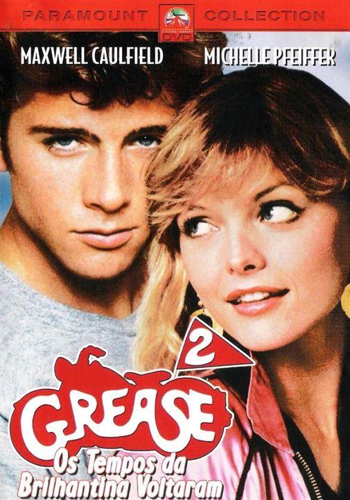 Grease 2 - Os Tempos da Brilhantina Voltaram : Poster