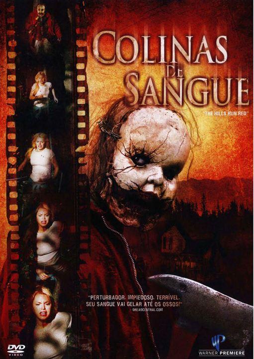 Colinas de Sangue : Poster