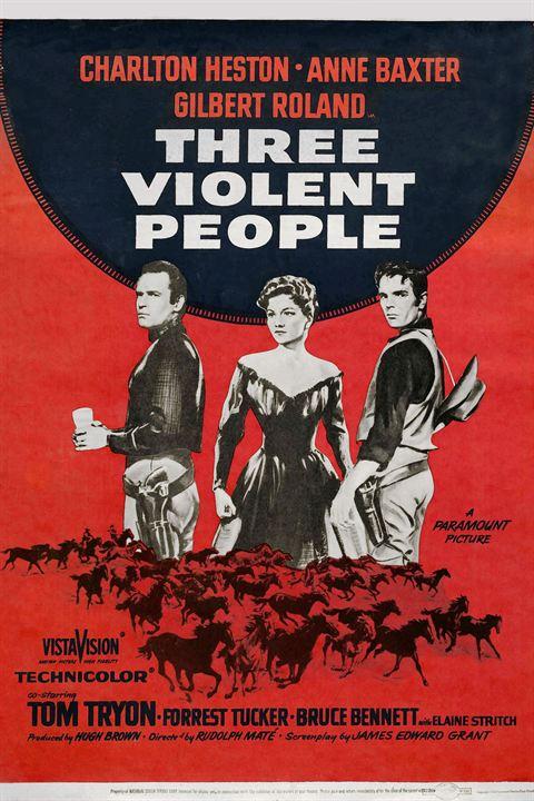 Trindade Violenta : Poster