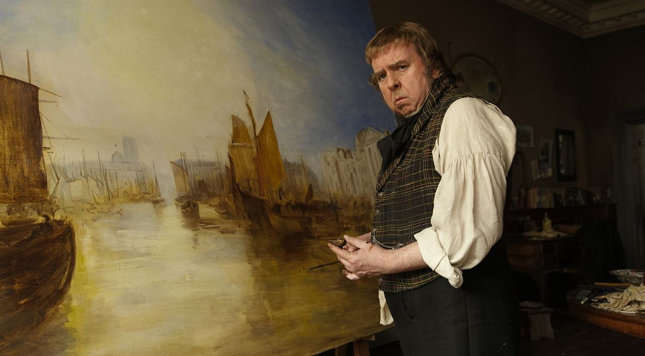Mr. Turner : Foto Timothy Spall