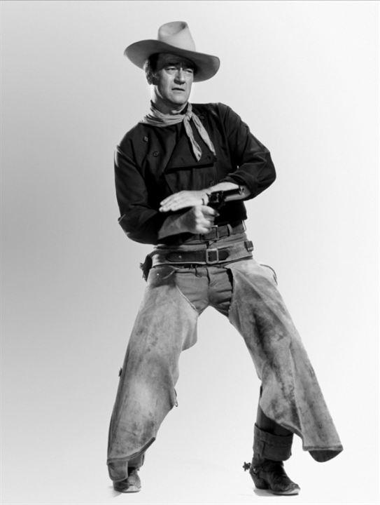 O Homem que Matou o Facínora : Foto John Wayne