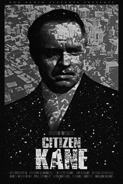 Cidadão Kane : Poster