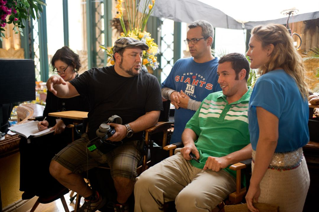 Juntos e Misturados : Foto Adam Sandler, Drew Barrymore, Frank Coraci