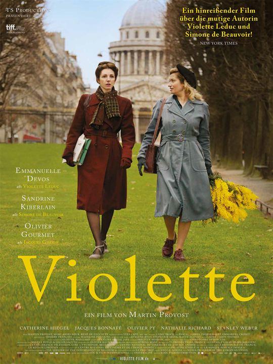 Violette : Poster