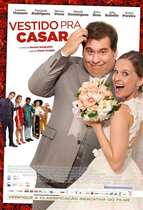 Vestido pra Casar : Poster