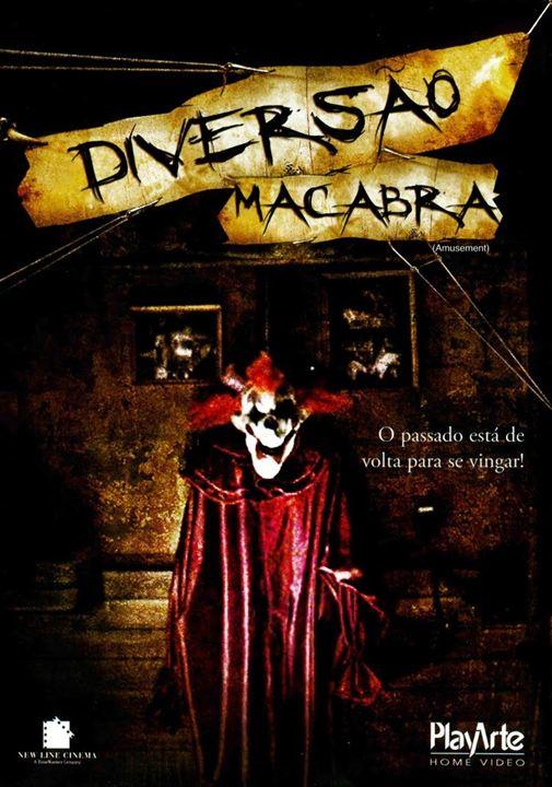 Diversão Macabra : Poster