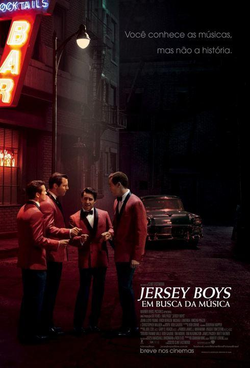 Jersey Boys: Em Busca da Música : Poster