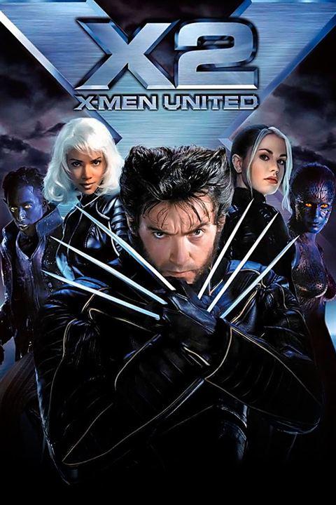 X-Men 2 : Poster