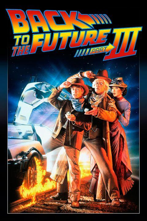 De Volta Para o Futuro 3 : Poster