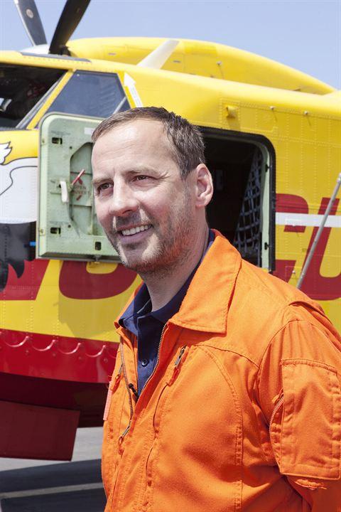 Aviões 2 - Heróis do Fogo ao Resgate : Vignette (magazine) Fred Testot