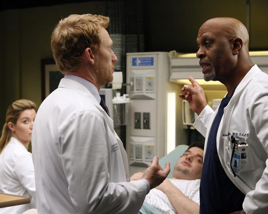 Foto James Pickens Jr., Kevin McKidd, Tessa Ferrer