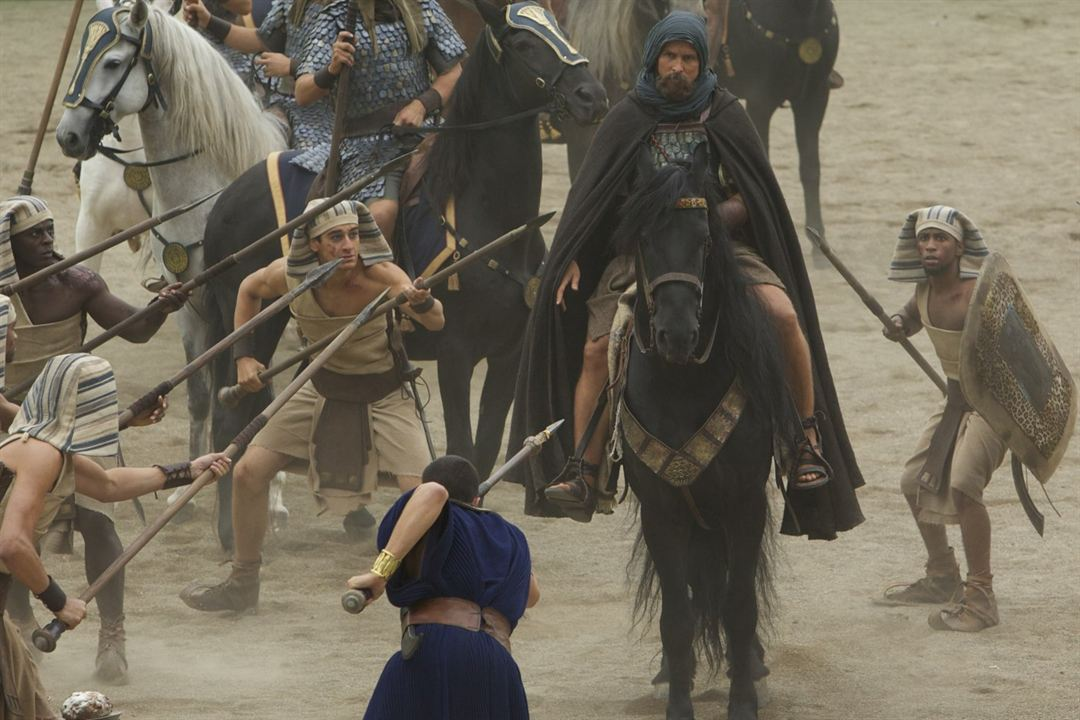 Êxodo: Deuses e Reis : Foto Christian Bale