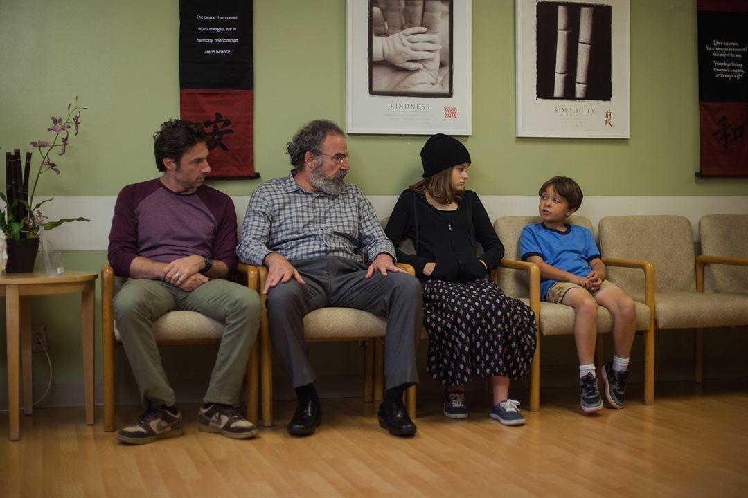 Lições em Família : Foto Joey King, Mandy Patinkin, Pierce Gagnon, Zach Braff
