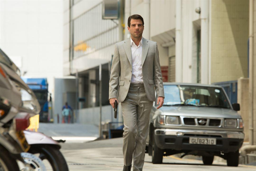 Hitman: Agente 47 : Foto Zachary Quinto