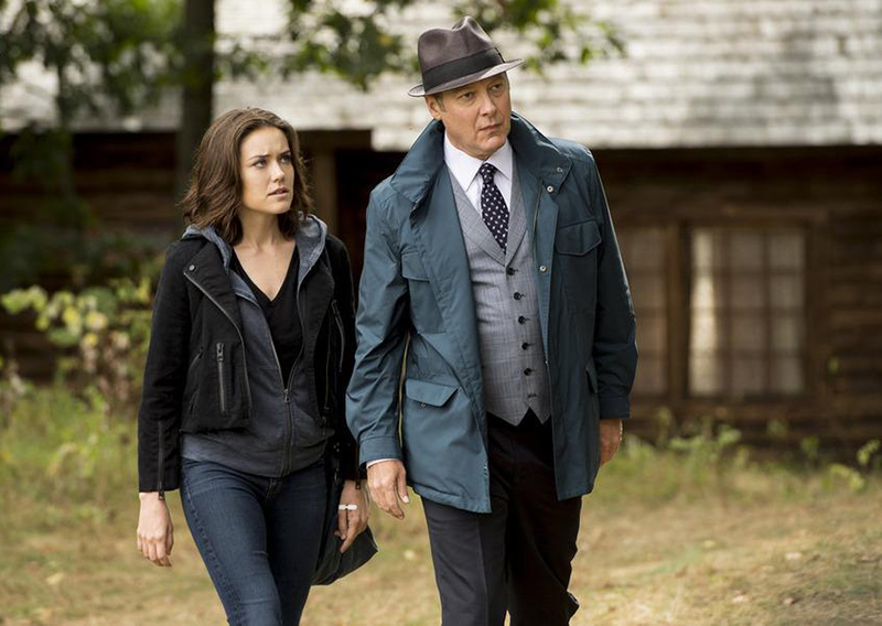 Foto James Spader, Megan Boone
