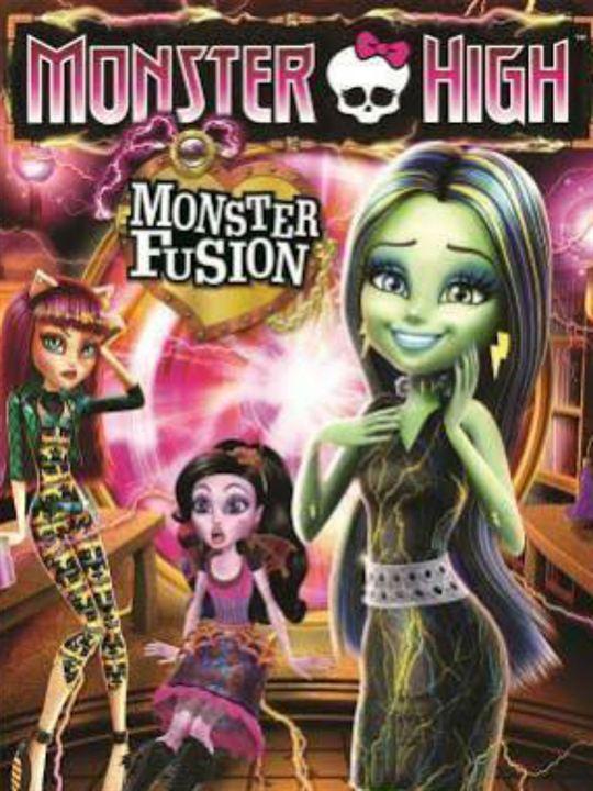 Monster High: Monster Fusion : Poster