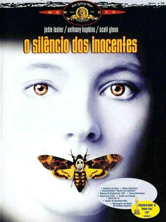 O Silêncio dos Inocentes : Poster