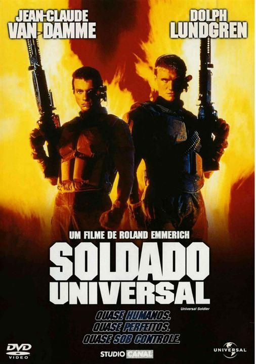 Soldado Universal : Poster