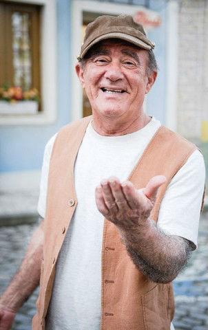 Didi, O Peregrino : Foto Renato Aragão