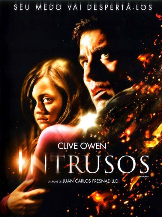 Intrusos : Poster