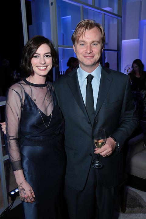 Interestelar : Vignette (magazine) Anne Hathaway, Christopher Nolan