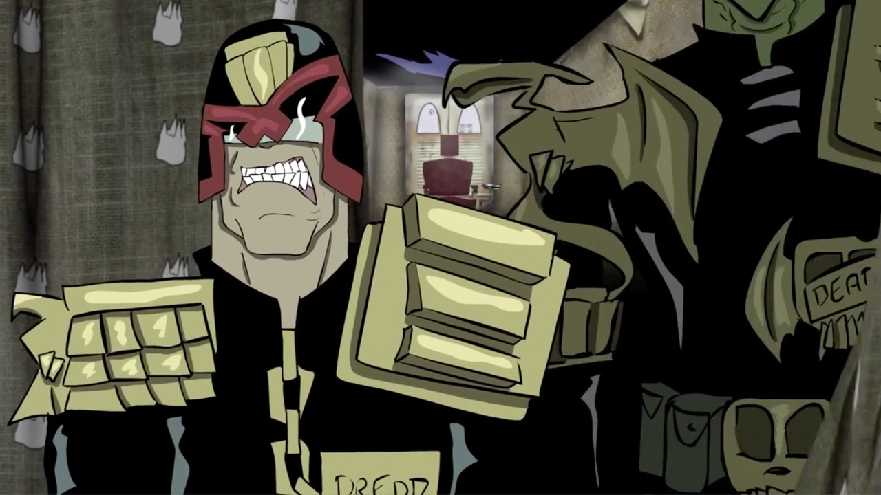 Judge Dredd: Superfiend : Foto