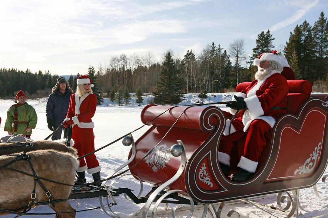 Santa Baby 2: Christmas Maybe : Photo Dean McDermott, Gabe Khouth, Jenny McCarthy, Paul Sorvino