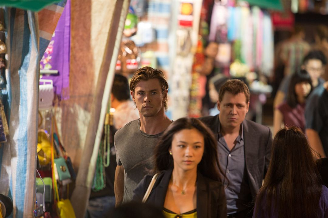 Hacker : Foto Chris Hemsworth, Holt McCallany, Tang Wei