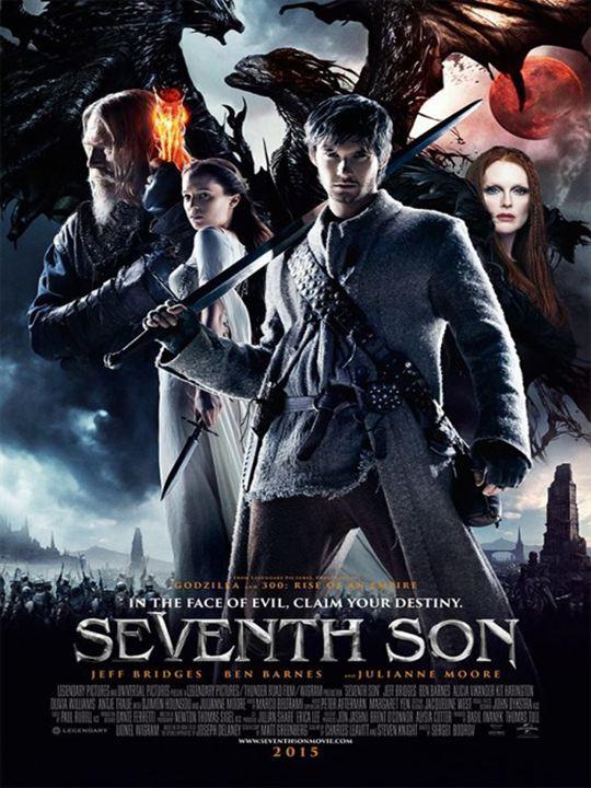 O Sétimo Filho : Poster