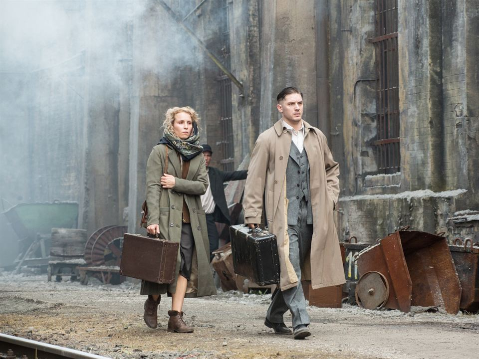 Crimes Ocultos : Foto Noomi Rapace, Tom Hardy