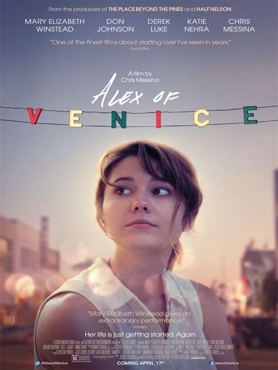 Alex of Venice : Poster