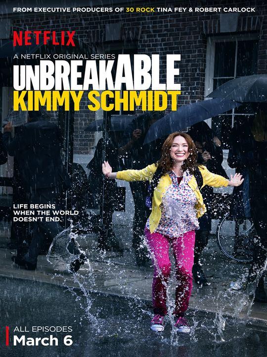 Unbreakable Kimmy Schmidt : Poster
