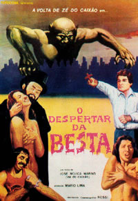 O Despertar da Besta : Poster